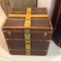 Vintage Trunks Sold: Cube Trunk